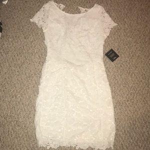 Lulu's White Dress